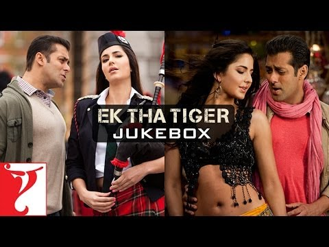 Ek Tha Tiger Full Songs Audio Jukebox  SajidWajid  Salman Khan  Katrina Kaif