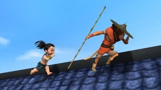 Приключения Мастера Кунг-Фу   9 серия   Мультики детям