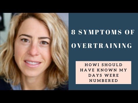 Another Overtrained Ultrarunner | My Signs and Symptoms