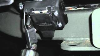 Installing Trailer Wiring Kit On Range Rover HSE 2010-On