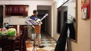 Tấm Khăn Khô Ướt - guitar cover Ngũ Cung - Cao Tùng