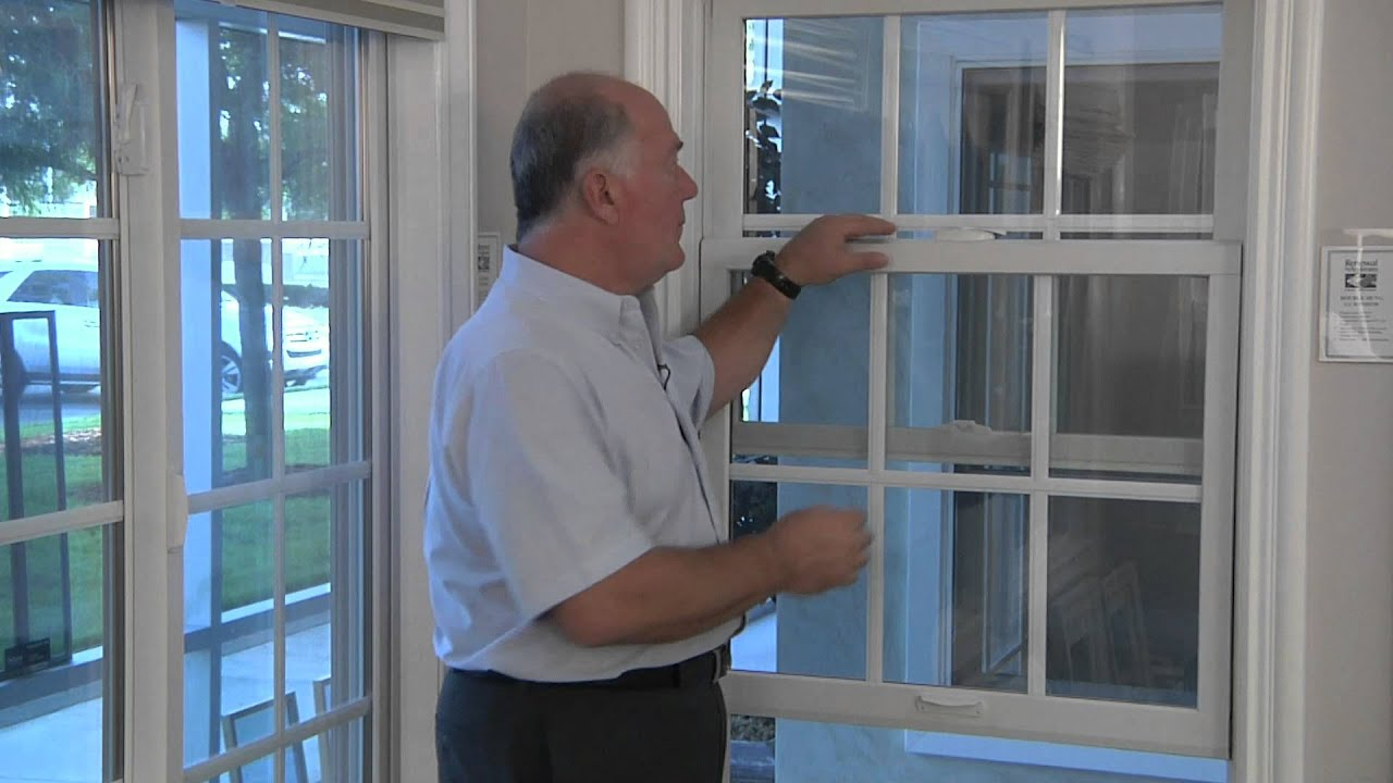 Double Hung Replacement Windows by Dial e Orange County CA