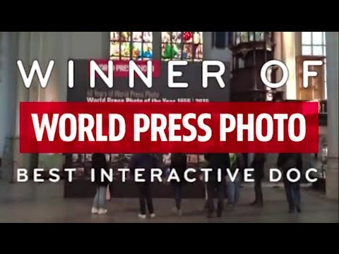{THE AND} at World Press Photo 2015