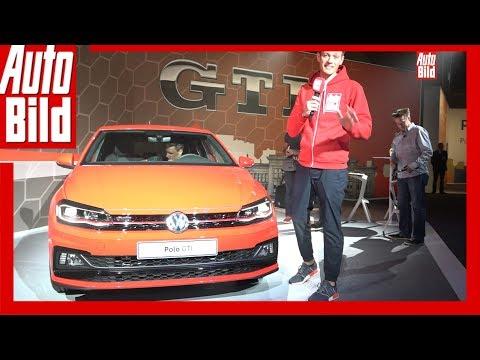VW Polo 6  GTI (2017) / Sitzprobe / Vorstellung / Details / Exterieur / Interieur