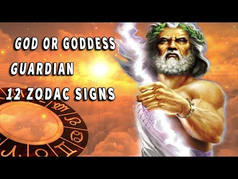 Each Zodiac Sign Has A God Or Goddess That Goes With It And Here's Yours