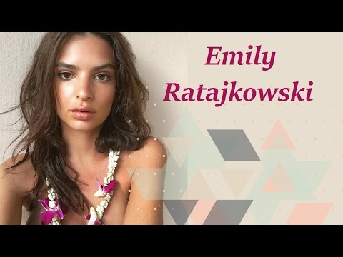 Emily Ratajkowski : Son décolleté enflamme le web - YouTube