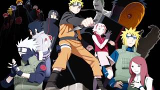 Naruto Shippuden Road to Ninja OST - Track 24 - Ghost Town