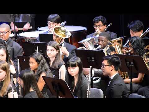 Concert Band - Variations on America