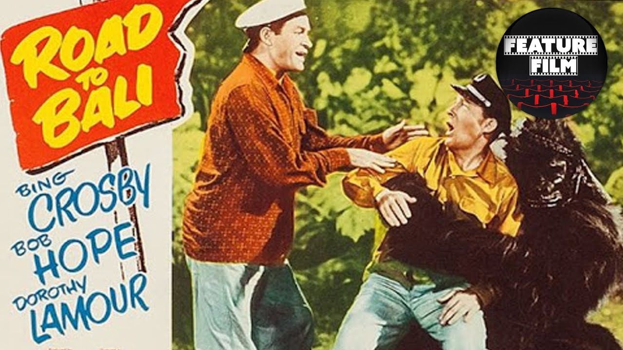ROAD TO BALI full movie in color