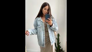 Шопинг платье джинсовка сумочка женская одежда shorts