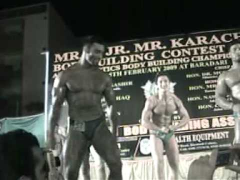 Fahim Ahmed Bali Gym Karachi