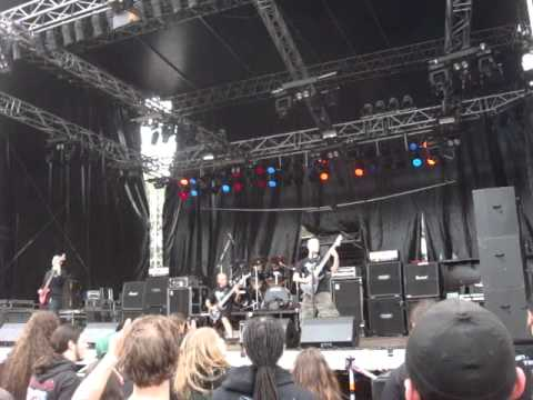 Vomit The Soul @ Death Feast Open Air 2010