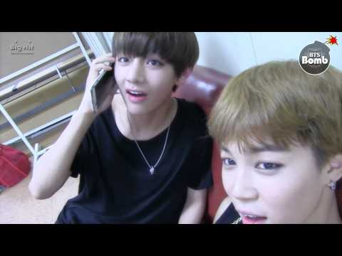 [BANGTAN BOMB] Jimin is on the phone with Ms.A.R.M.Y. - BTS (방탄소년단)