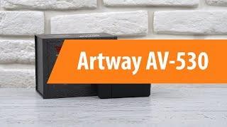 Розпакування відеореєстратора Artway AV-530 / Unboxing Artway AV-530