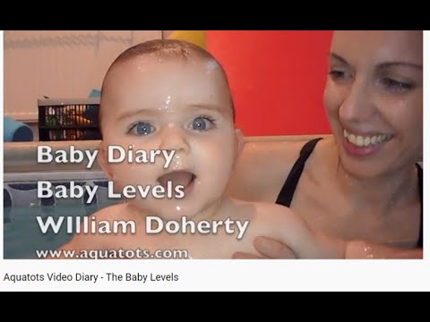 The Aquatots Programme | Aquatots Video Diary - The Baby Levels