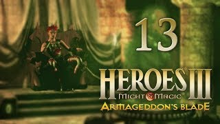 ZGNIEĆ SŁABEUSZY [#13] Heroes 3: Ostrze Armagedonu