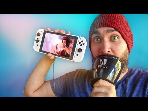 The most fun Nintendo Switch accessory