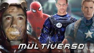La existencia del Multiverso Marvel en el cine