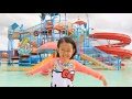 Bad Baby Goes to Sky Water Park Cebu - Family Fun Waterpark - Donna The Explorer