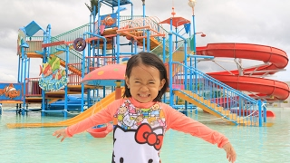 Donna The Explorer Goes to Sky Water Park Cebu Family Fun Waterpark