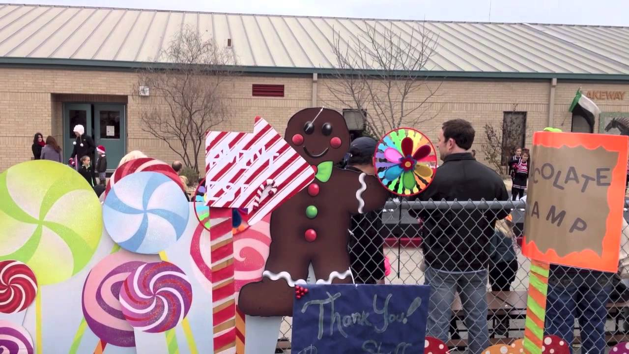 5th Grade Christmas Party Ideas Part - 40: Christmas Carnival Games - FREE Holiday Game Ideas - YouTube