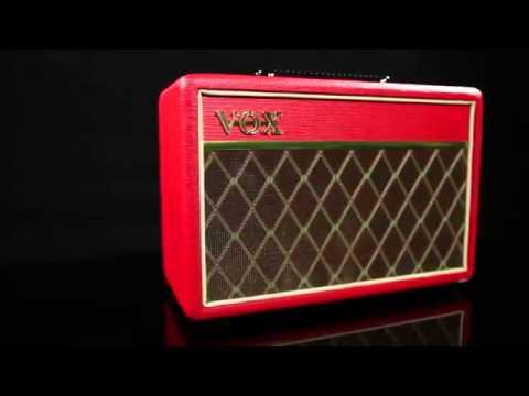 VOX® Ltd Edition Classic Red Custom Color - YouTube 89dda9d0e7