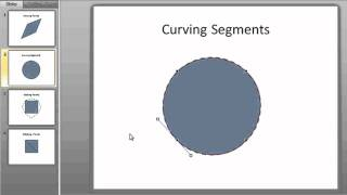 PowerPoint Tips and Tricks: Create Custom Shapes by Editing Points