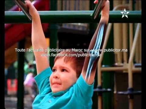 Vidéo spot Tv Danone    novembre 2013 By www publicitor ma