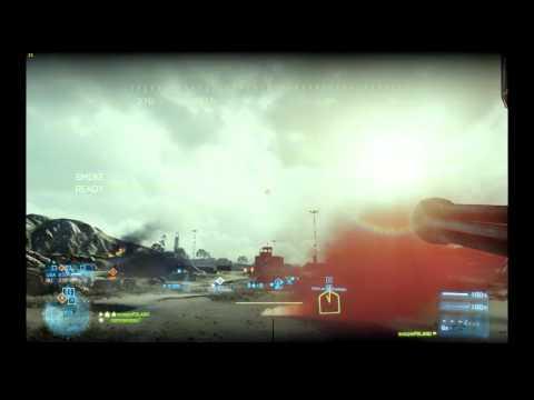 Battlefield 3 PL podbój  mapa Wyspa Chark  hacker JET  christopher4636
