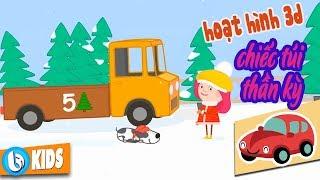 Chiếc Túi Thần Kỳ Của Smarta - Phim Hoạt Hình 3D Trẻ Em 2018: Chợ Cây Thông Giáng Sinh