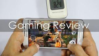 Samsung Galaxy Grand MAX Gaming Review