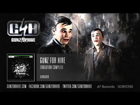 Gunz For Hire - Evolution Complete