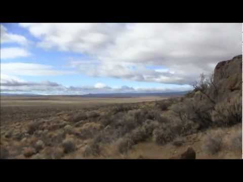 Exploring Fort Rock, Part 1 of a Central Oregon Odyssey