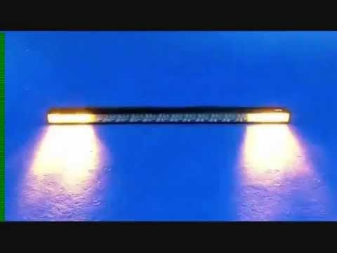 Federal Signal Corp SignalMaster LED 328000-OHP TriOptic Light Bar on