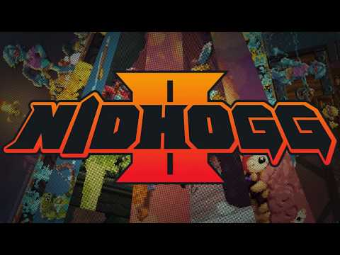 Nidhogg 2 Comes to PS4 and Steam August 15 2017!