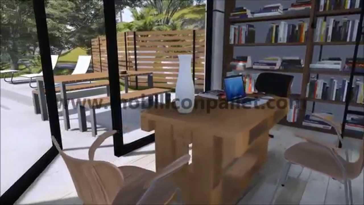 Le istruzioni passo per passo su come fare una tavoli con bancali