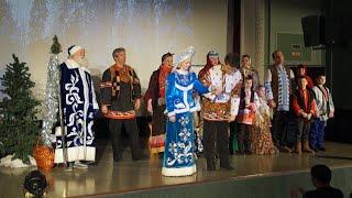 Православный театр Благодатное небо показали сказку  Морозко