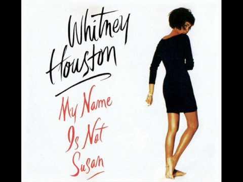 Whitney Houston - My Name Is Not Susan [Logic Remix]  By Dj Tasos Geralis.wmv