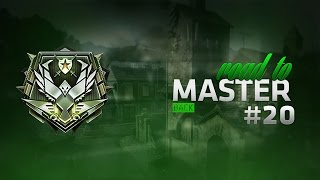 JE RAGE POUR CHANGER | ROAD BACK TO MASTER #20