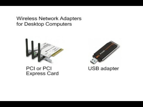 Section 1 - Lesson 1: Wireless Networking Hardware Explained