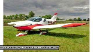 2009 Czech Sport Aircraft Sportcruiser GM193