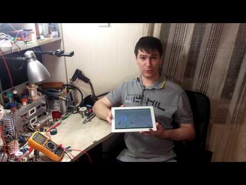 Мегаколхозный ремонт планшета
