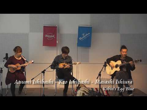 Blue Guitars - 171009 Robin's Egg Blue & Kzo Ishibashi - ASTURIAS / Grand Solo SR