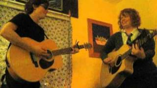 "TOBY FOSTER & GINGER ALFORD - ""YOU BELONG WITH ME"" (TAYLOR SWIFT COVER)"