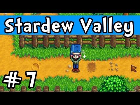 """Stardew Valley E07 """"Secret Book Worms!"""" (Gameplay Playthrough 1080p)"""