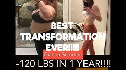 WEIGHT LOSS TRANSFORMATION STORY | -120 LBS | PCOS | Happier & Healthier | Journey to self love |