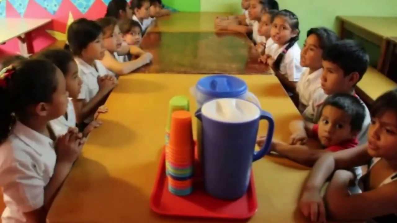comedor infantil casa hogar san lorenzo youtube