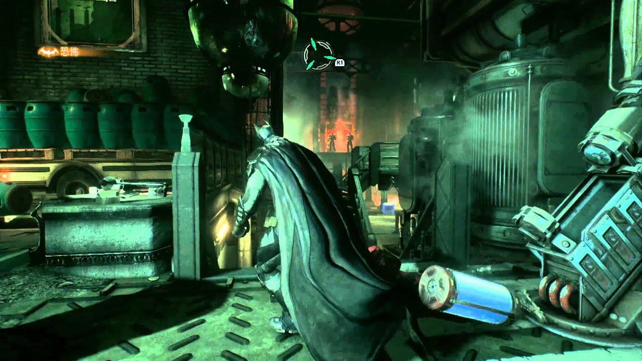 『バットマン:アーカム・ナイト』 PlayStation®.Blog プレイ動画3