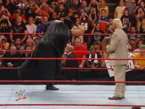 Farewell Address >> RARE VIDEO - Undertaker down in tears.(A Must Watch Video) - YouTube