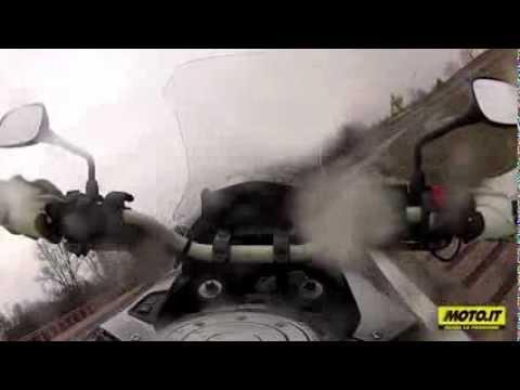Metzeler Tourance Next. Test Vizzola Ticino Maxi Enduro Moto.it